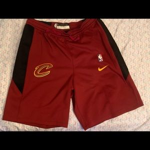 Cleveland Cavaliers Nike Performance Shorts